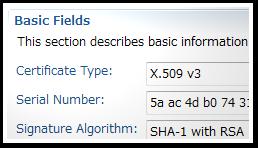 X.509 Certificate editor